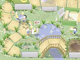 charles kaufman illustration, art, Charles Kaufman creates Game Board and Poster Illustrations for McDonalds